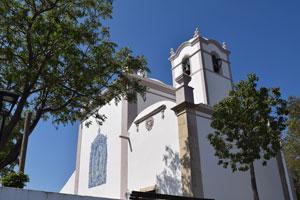 Igreja de São Lourenço de Almancil Picture