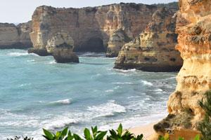 Praia da Marinha Picture