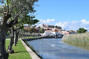 Rio Arade, Silves Picture